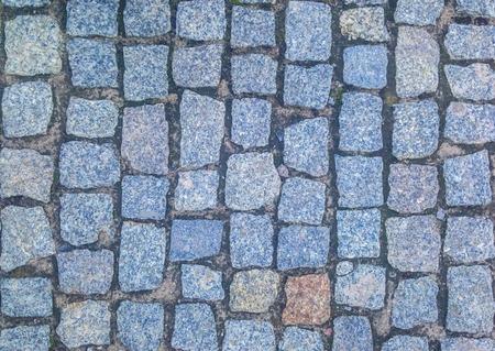 石のテクスチャ背景の床を石畳のカバー。株式ベクトル図 eps10  イラスト・ベクター素材