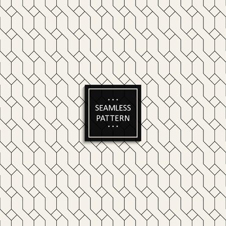 seamless pattern of black color on grey background. stock vector illustration eps10 Stockfoto - 100201242