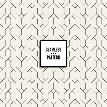seamless pattern of black color on grey background. stock vector illustration eps10 Stockfoto - 100201243