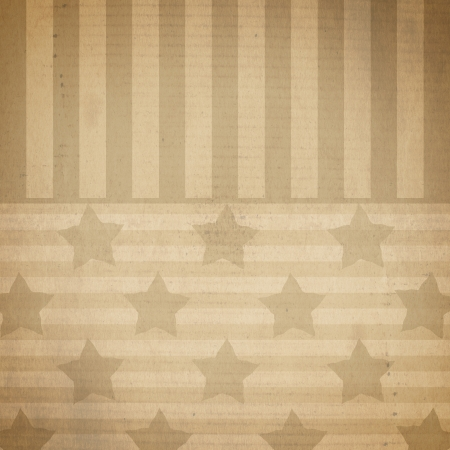 vintage background with stripes and place for text Stock Photo - 14660283