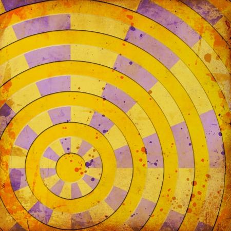 molinete: fondo vivo con whirligig