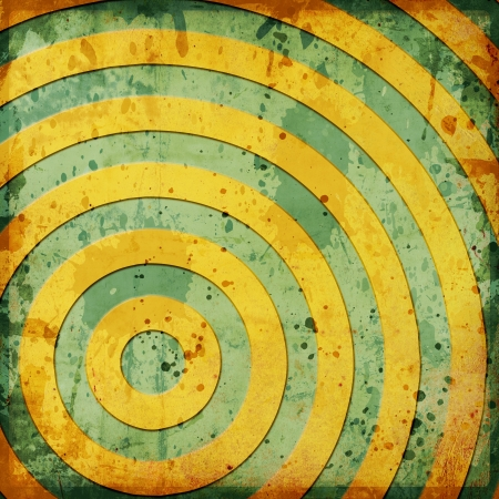 whirligig: vivid background with whirligig