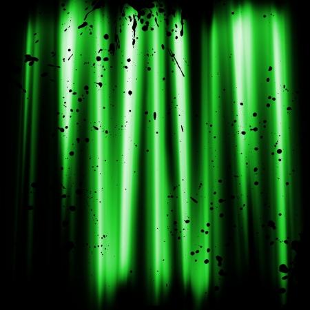 Green grunge background Stock Photo - 16624103