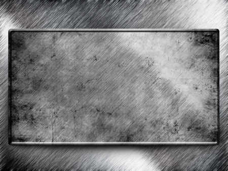 metal template background Stock Photo - 16624882