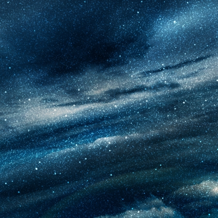 星でいっぱいの宇宙