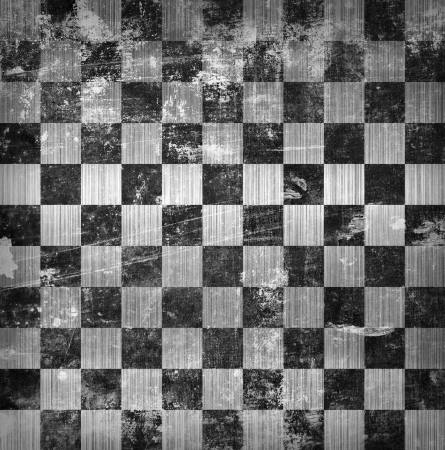 vivid grunge chessboard backgound Stock Photo - 18744351