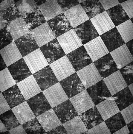 vivid grunge chessboard backgound Stock Photo - 18744321