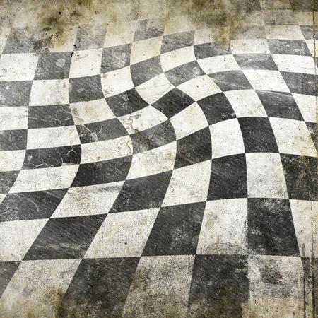 tablero de ajedrez: vívida grunge tablero backgound