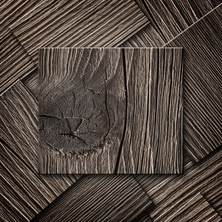 abstract background with wooden squares photo