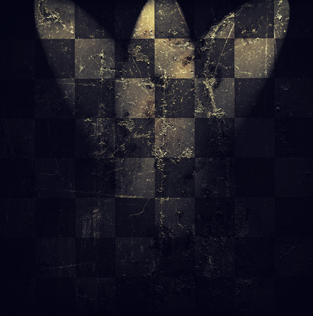 checkered background photo