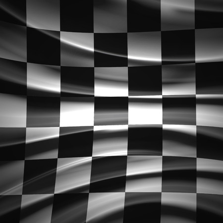 checker flag: Racing Flag