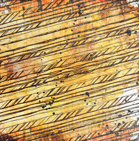 abstract grunge background with diagonal lines photo