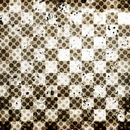 chessboard: vivid grunge chessboard backgound with stains
