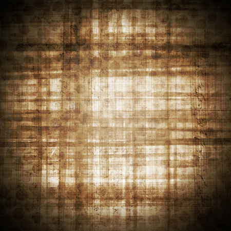 dirty: dirty and scratched halftone background Stock Photo