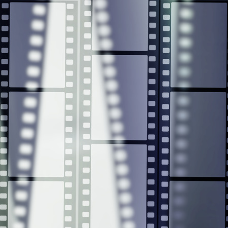film shooting: Vintage background with film frame