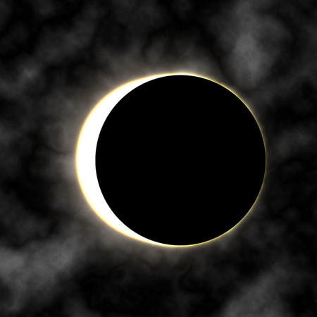 astral: Solar eclipse