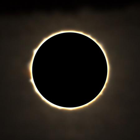 astrophysical: Solar eclipse