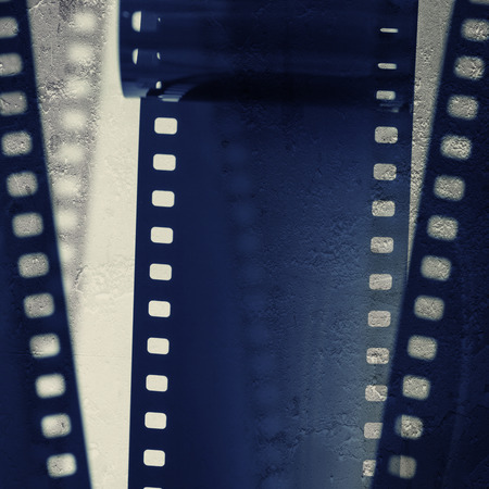film frame: Vintage background with film frame