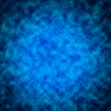 suspense: Smoke over blue background