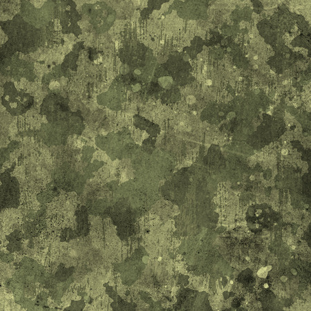 color conceal: military camouflage pattern in green and brown colors