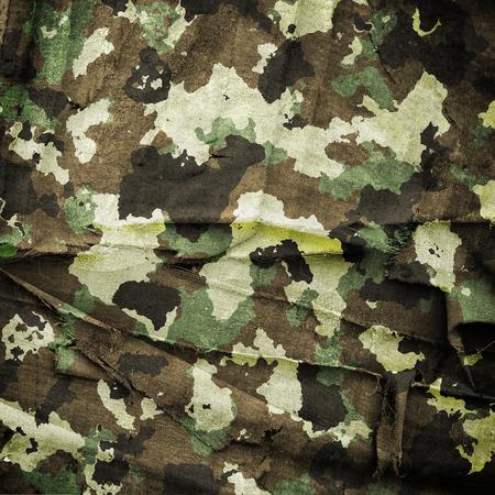 Camouflage fond militaire avec les rayures et les taches
