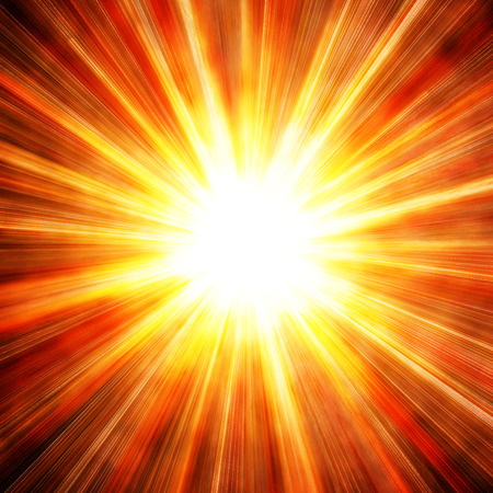 burst background: abstract sun burst background, with clouds