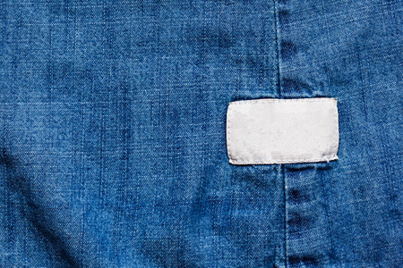 blue jeans: Blue jeans background with folds close-up image