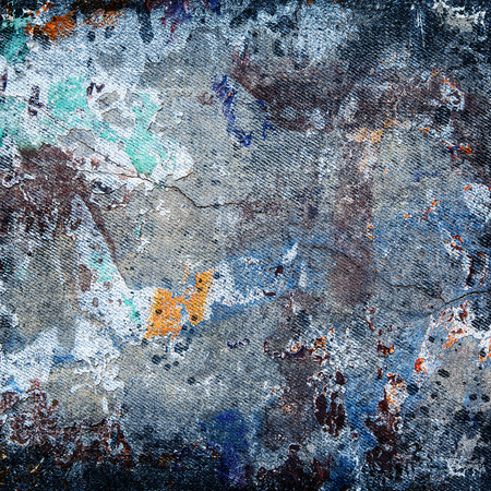 jeans background: abstract grunge jeans background Stock Photo