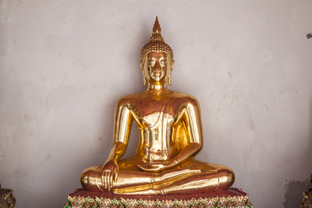 Buddha Statue in Thailand Wat Pho Temple