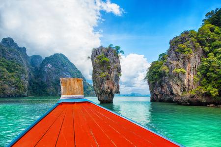 phang nga: Thailand   stone Island, Phang Nga
