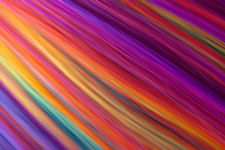 Color abstract diagonal lines with blur effect