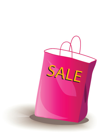 grand sale in the shop Stock Vector - 5168134