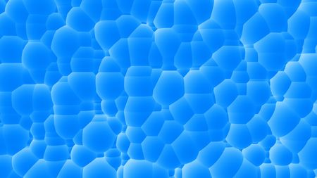 abstract textured blue macro water for background Stock Photo - 6285250