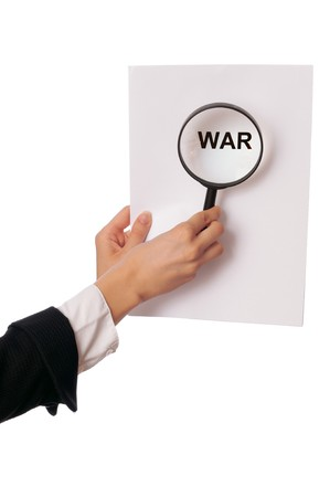 publicist: Detailed consideration of the document on possibility of new war