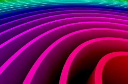 Abstract colorful rings background for print posters and copy space Stock Photo - 15330504