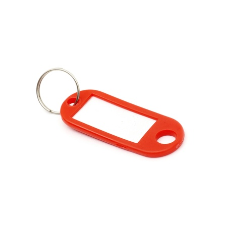 close up of a key fob on white background Stock Photo - 8439024