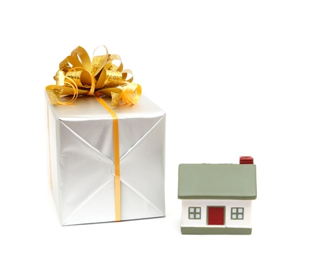 House as a gift for you photo