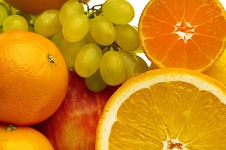mixed fruits photo