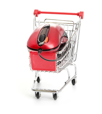 Online Internet Shopping  Stock Photo - 15471495