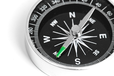 compas: black Compass Stock Photo