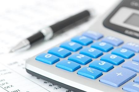 calculadora: l�piz y calculadora