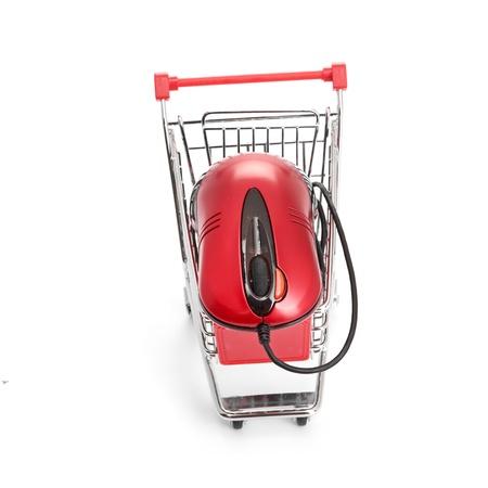 Online Internet Shopping  Stock Photo - 16288435