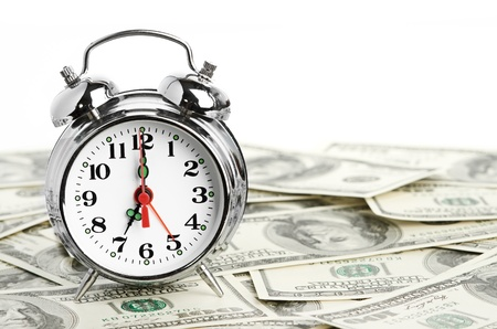 Time - money  Business concept Stock Photo - 17149854
