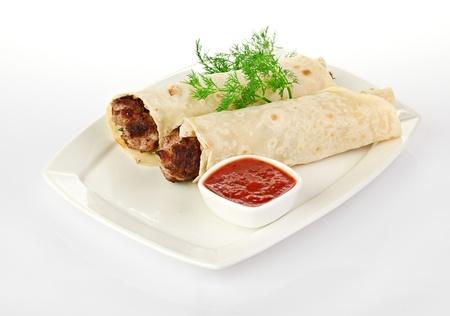 seekh: Seekh Kabab