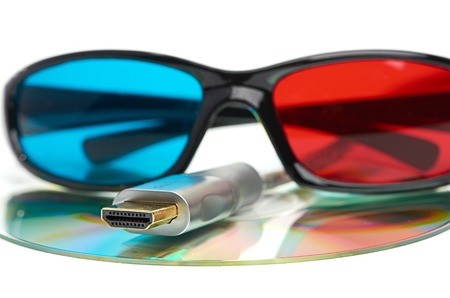 hdmi and 3d glasses