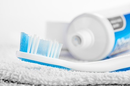 Toothpaste photo