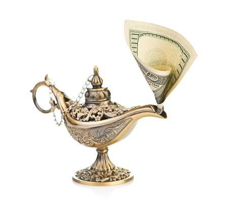 wizardry: spirit of money