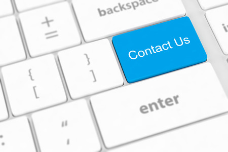 call us: Contact us keyboard button