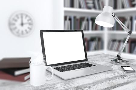 Workspace photo