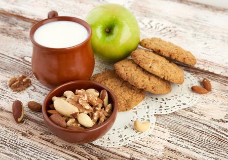 merienda: desayuno